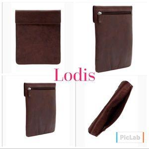"""🎀🆕Lodis Medium Leather Tablet Sleeve 9.7""""🎀"""